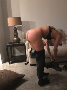 Big Booty Latina After Sex